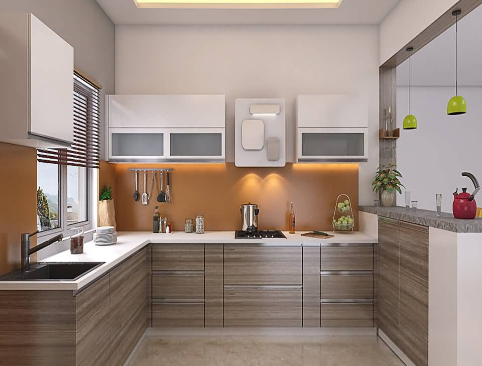 Pvc Modular Kitchen Interior Works Chennai